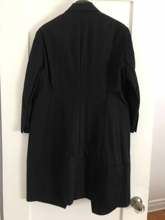 Julius JULIUS BLACK LONG BLAZER W TAGS NEVER BEEN WORN SIZE 1 Size 38R - 6