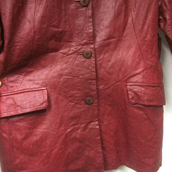 Balmain Balmain Leather Jacket Size US L / EU 52-54 / 3 - 2