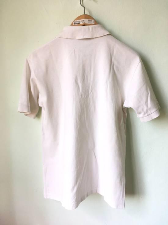 Givenchy Single Pocket White Polo Size US S / EU 44-46 / 1 - 3