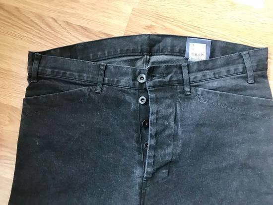 Julius Julius Denim Black 497PAM27 SS15 prism Size US 32 / EU 48 - 3