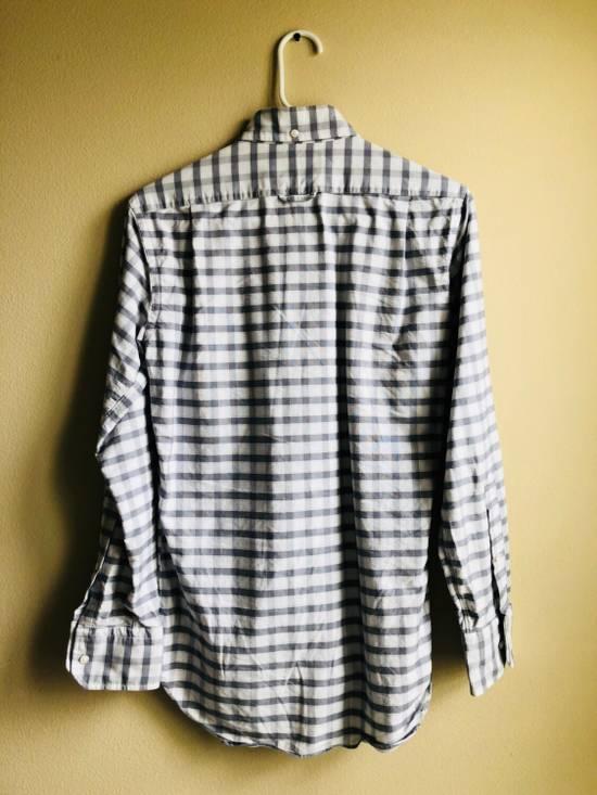Thom Browne Checked Oxford Cloth Shirt Size US S / EU 44-46 / 1 - 1