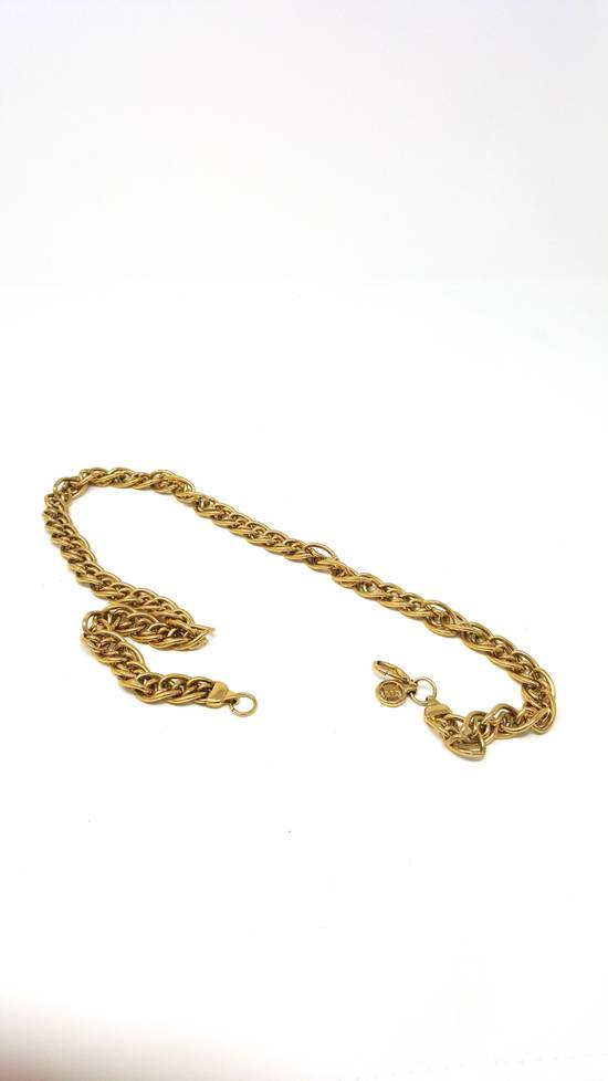"Givenchy 24"" Gold plated necklace Size ONE SIZE - 5"