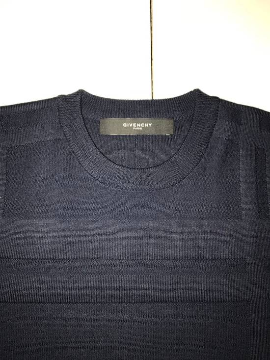 Givenchy Givenchy Sweater In Navy Blue Size US L / EU 52-54 / 3 - 3