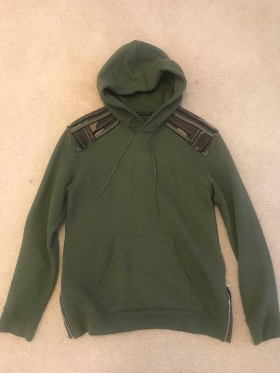 Balmain Side Zip Hoody Size US XL / EU 56 / 4