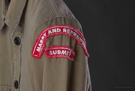 Julius = last drop = Collectors piece: 2003SS patch shirt Size US S / EU 44-46 / 1 - 3
