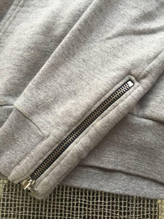 Balmain Pullover Grey Hoodie Size US S / EU 44-46 / 1 - 1