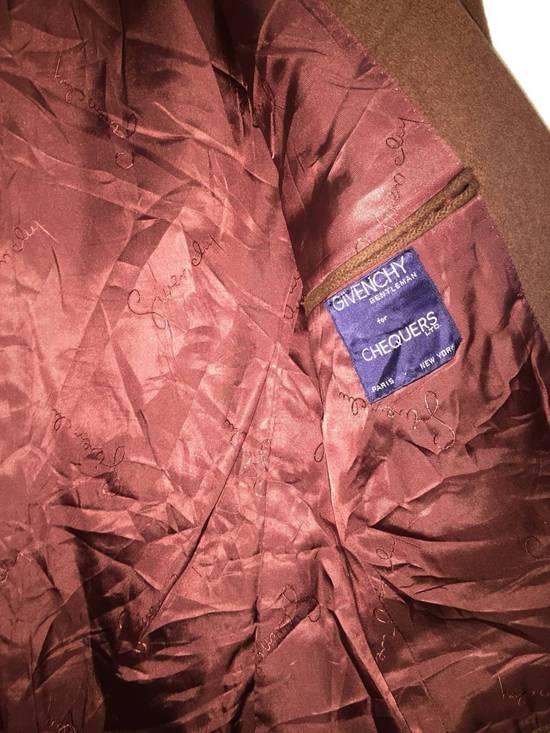 Givenchy GIVENCHY MAROON BLAZER Size 40S - 2