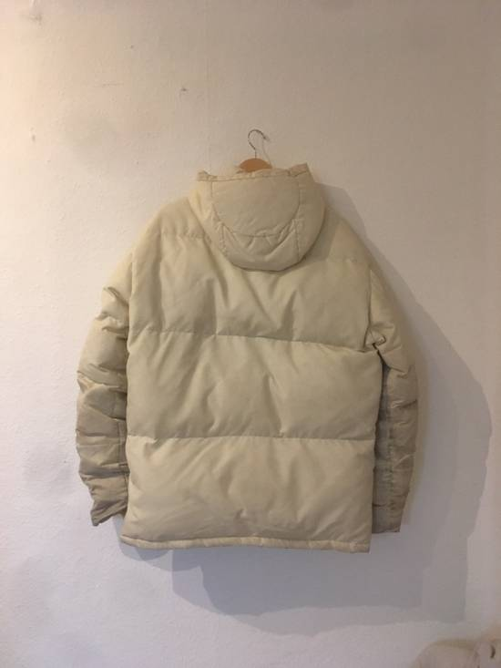 Helmut  Lang 1998 White Down Jacket Size US L / EU 52-54 / 3 - 1