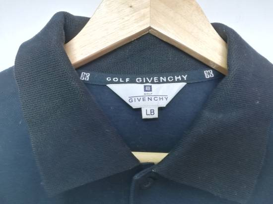 Givenchy Givenchy Long Sleeves Golf Polo Shirt Size US L / EU 52-54 / 3 - 4