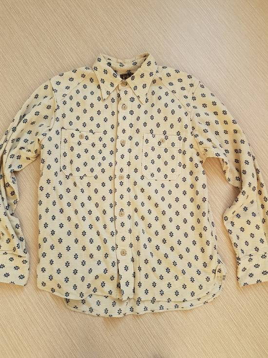 Cushman Native print work shirt Size US S / EU 44-46 / 1 - 1