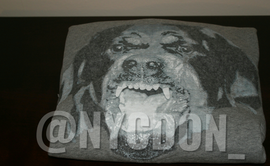 Givenchy Rottweiler Crewneck Sweater Size US M / EU 48-50 / 2 - 1