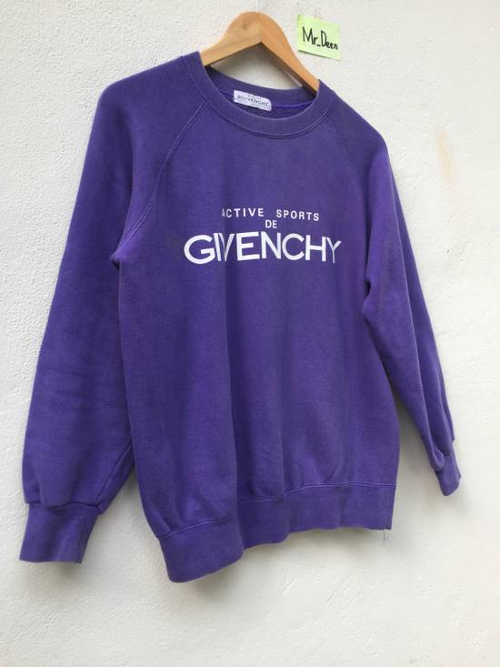 Givenchy Givenchy Big Logo Sweatshirt Spell Out Size US M / EU 48-50 / 2 - 1