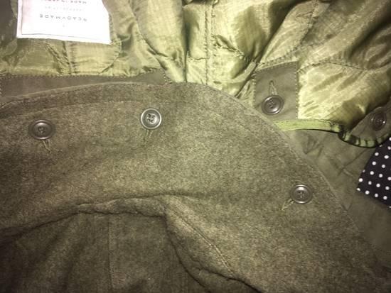 Givenchy Readymade Army Tent Shell Heavy Coat Size US M / EU 48-50 / 2 - 4