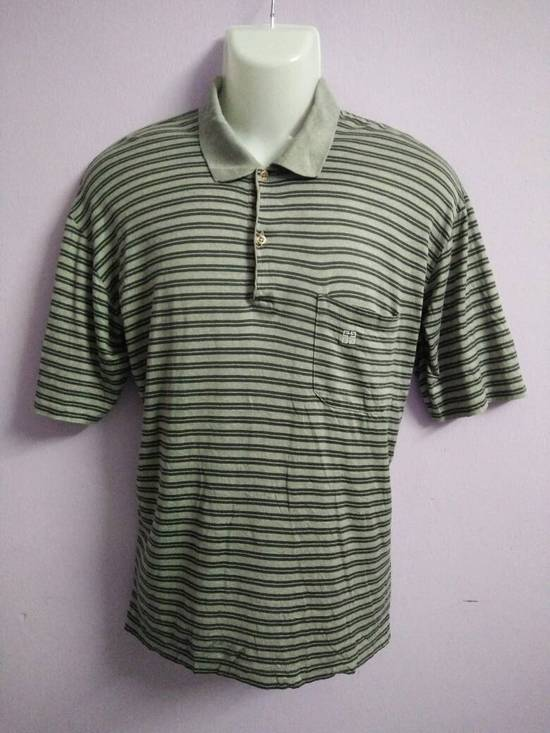 Givenchy Vintage Givenchy Polo Shirt GENTLEMAN PARIS LABEL Made in Italy Single Pocket Size US M / EU 48-50 / 2 - 2