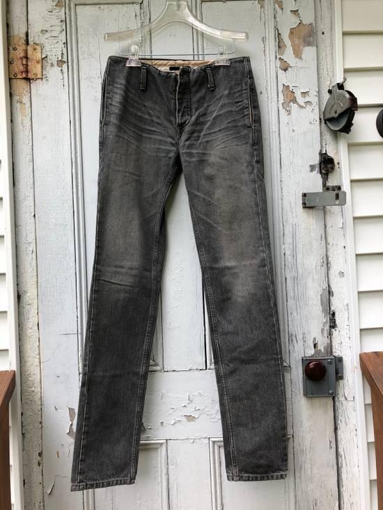 Julius _7 Ss04 Modelcase Sooty Denim Pants Size US 28 / EU 44