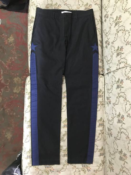 Givenchy Star blue lined pants Size US 32 / EU 48 - 1