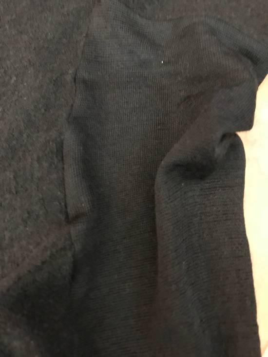 Julius 2014A/W Wool Paneled Hoodie Size US M / EU 48-50 / 2 - 3