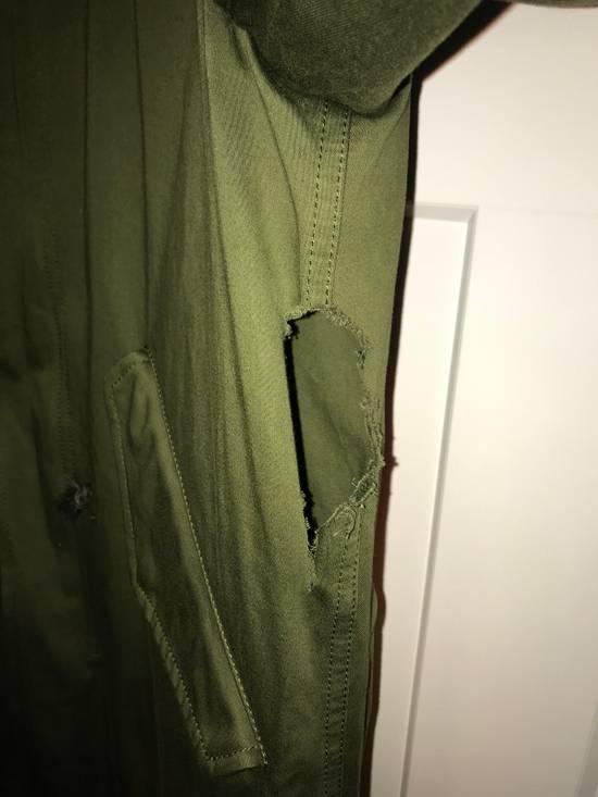 Givenchy Green Wings Print Parka Size US L / EU 52-54 / 3 - 7