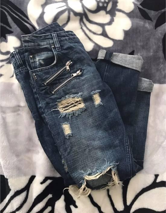 Balmain Balmain Ripped Jeans Size US 27 - 10