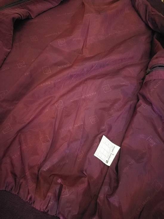 Balmain Vintage Balmain Bomber Jacket Size US L / EU 52-54 / 3 - 2