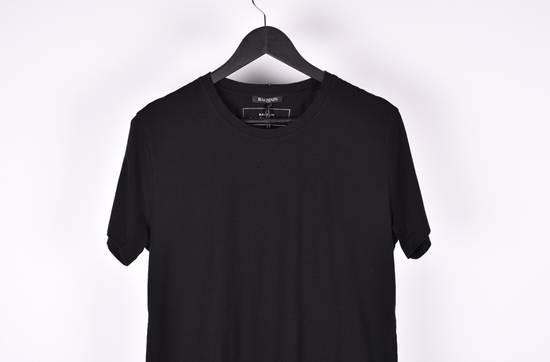 Balmain Paris Men Black Crew Neck T-Shirt, NWT Size US M / EU 48-50 / 2 - 1