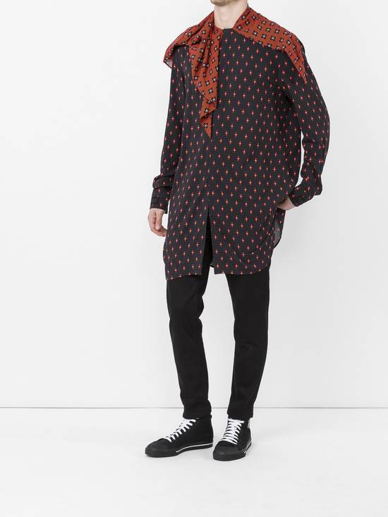 Givenchy Printed scarf shirt Size US M / EU 48-50 / 2 - 1