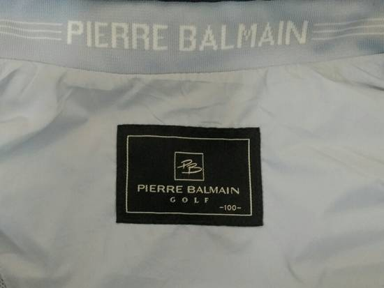 Balmain PIERRE BALMAIN Golf Sportswear Jacket Hiking Mountain Trekking Windbreaker Rare!! Size US M / EU 48-50 / 2 - 6