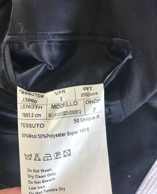 Balmain TESSUTO PINSTRIPED BLAZER Size 50R - 4