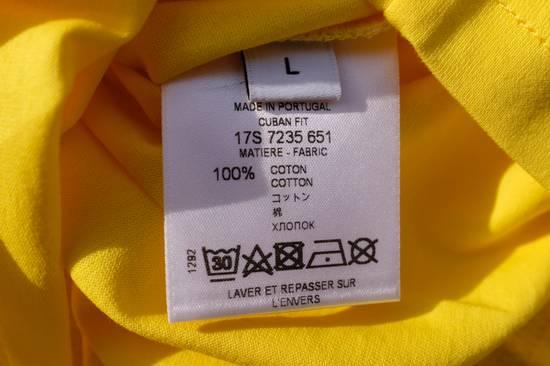 Givenchy Yellow Logo Plaque T-shirt Size US L / EU 52-54 / 3 - 6