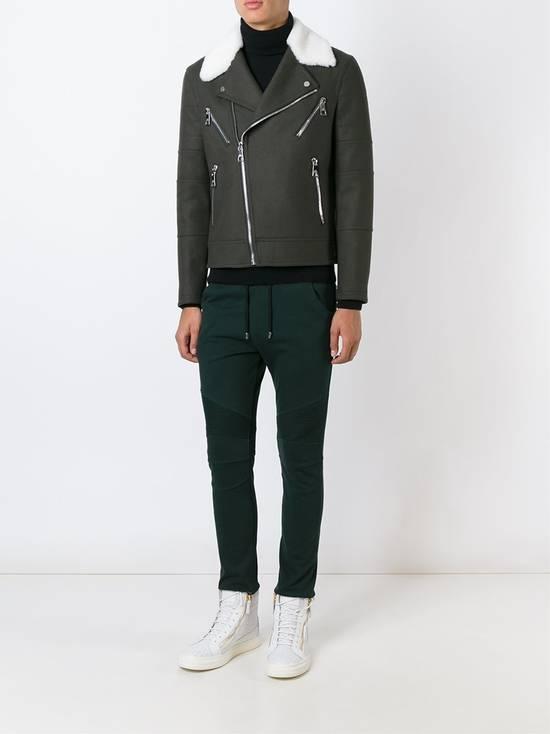 Balmain Balmain Green Sweatpants Size US 34 / EU 50 - 1