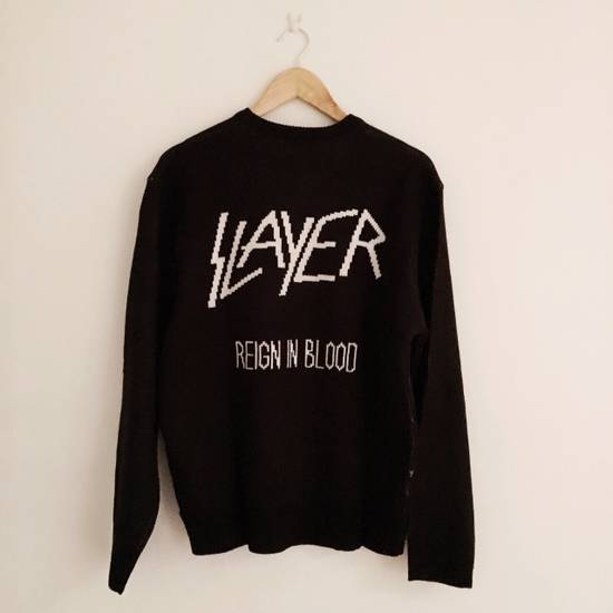 Supreme Supreme x Slayer sweater Size US M / EU 48-50 / 2 - 2