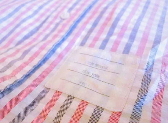 Thom Browne Stripe Shirt Oxford Size US M / EU 48-50 / 2 - 2