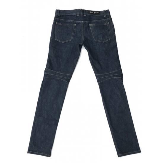 Balmain Balmain Skinny Biker Jeans Size US 30 / EU 46 - 1