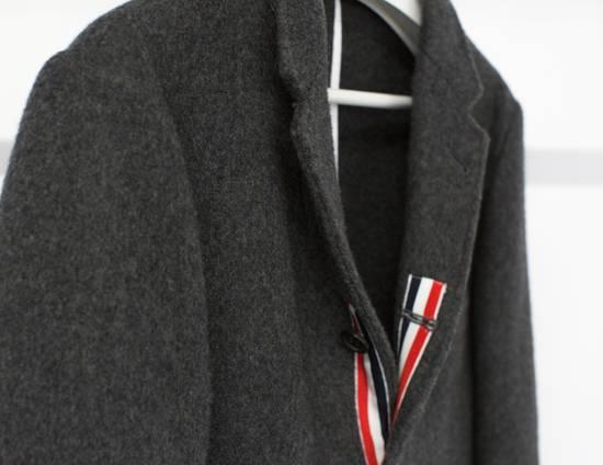 Thom Browne Military weight cashmere blazer Size 36S - 2