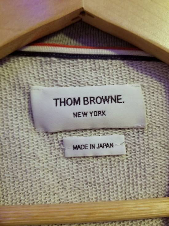 Thom Browne Classic 4 Bar Engineered Stripe Sweater Size US L / EU 52-54 / 3 - 3