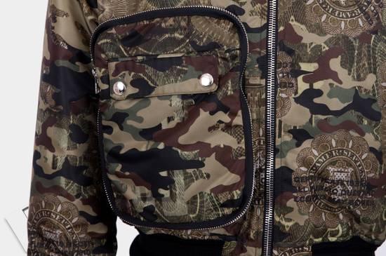 Givenchy 2995$ American Dollar Camouflage Bomber Jacket Size US S / EU 44-46 / 1 - 7