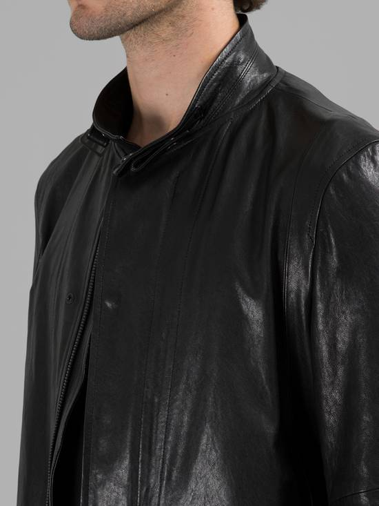 Julius JULIUS_7 Leather Jacket Size 1, EU 44-46, US XS_S Size US S / EU 44-46 / 1 - 6