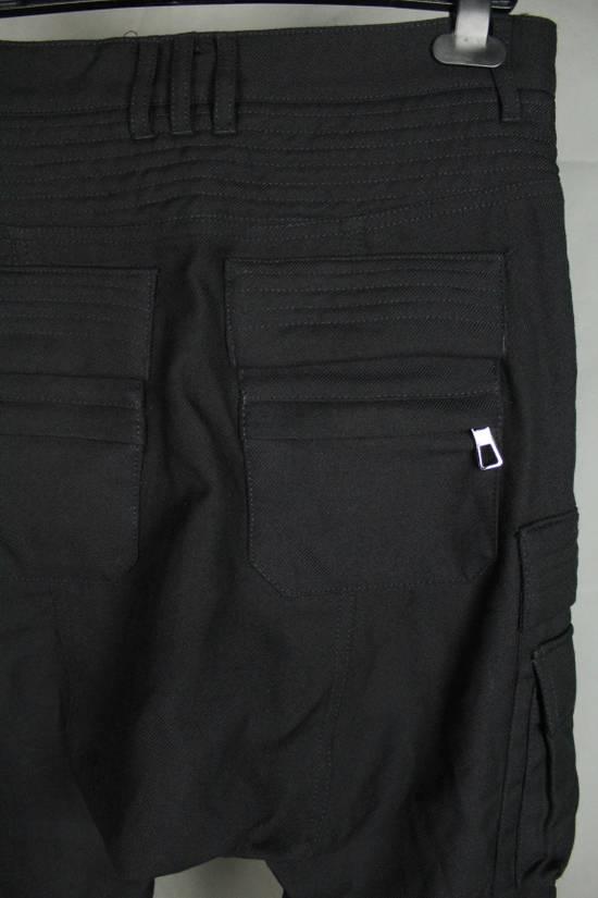 Balmain Balmain X H&M Cargo Biker Wool Pants Size EUR30 Size US 30 / EU 46 - 11