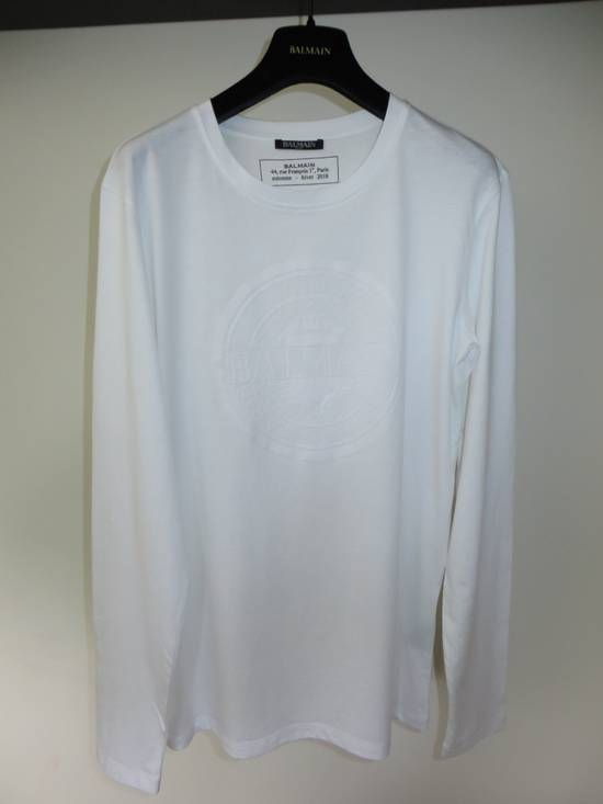 Balmain Logo print t-shirt Size US S / EU 44-46 / 1