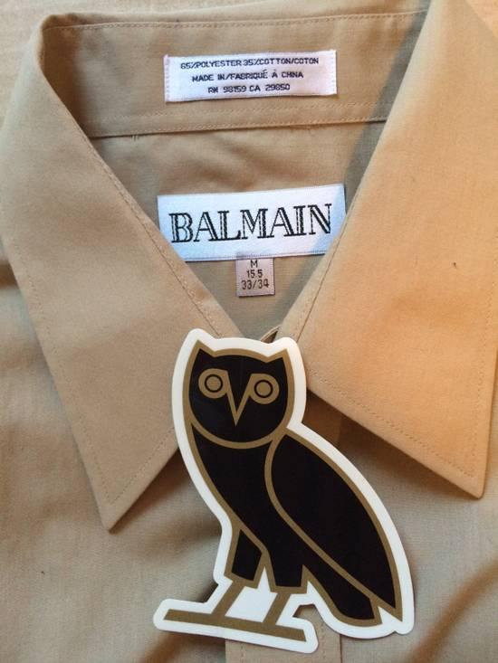 Balmain Vintage Balmain shirt Size US M / EU 48-50 / 2 - 1