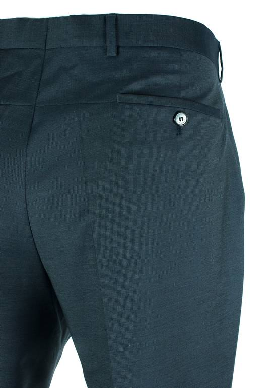 Givenchy Givenchy Men's Classic Wool Blend Black Trousers Size US 32 / EU 48 - 3