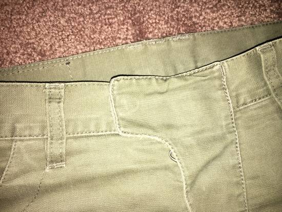 Balmain Distressed Olive Green Balmain Size US 31 - 6