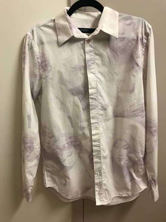 Givenchy Givenchy Madonna and Child Shirt Size US M / EU 48-50 / 2