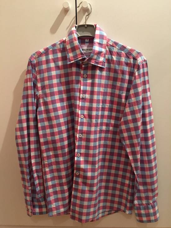 Balmain Checked shirt by Balmain Size US S / EU 44-46 / 1 - 2