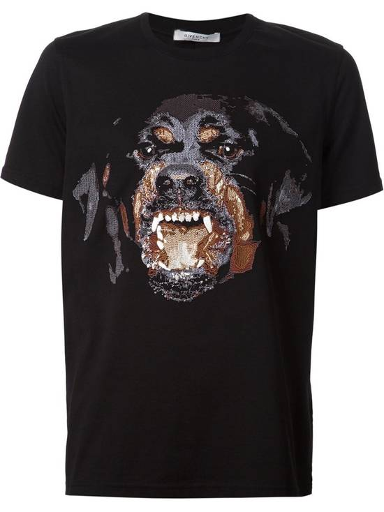 Givenchy Embroidered Rottweiler Size US M / EU 48-50 / 2 - 1