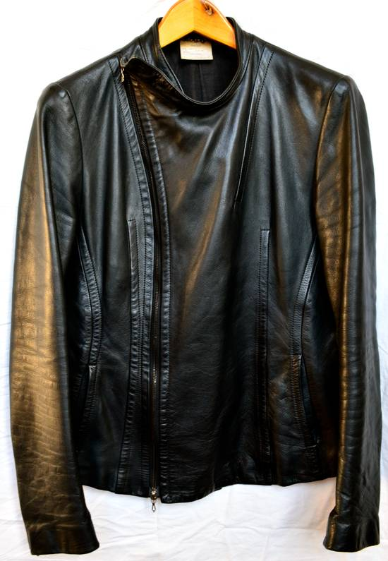 Julius Thieves Leather Fencing Jacket (Last Drop) Size US M / EU 48-50 / 2 - 1