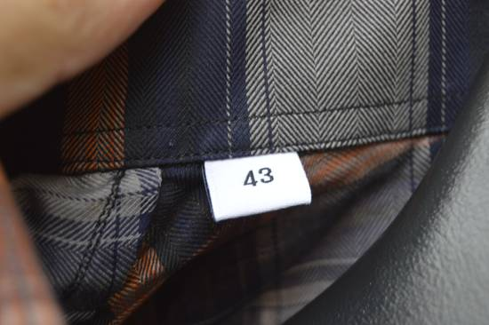Givenchy Blue Plaid Stars Shirt Size US XL / EU 56 / 4 - 4