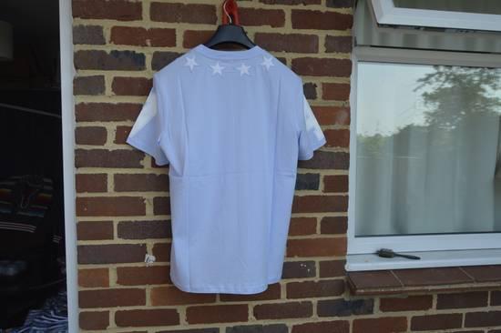 Givenchy Baby Blue 5 Stars T-shirt Size US XL / EU 56 / 4 - 9