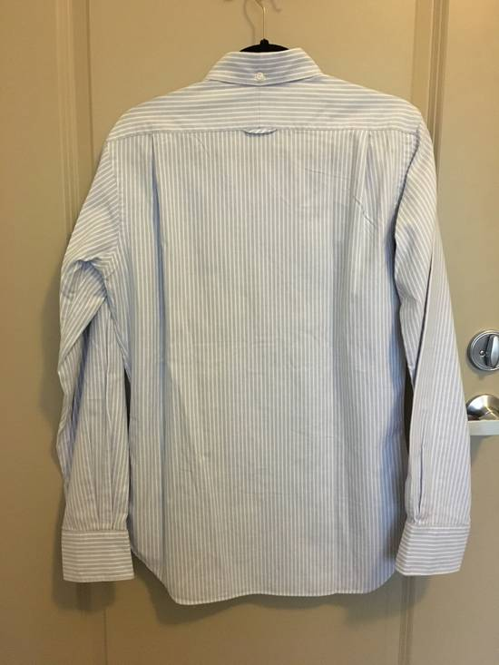 Thom Browne Striped Button Up Size US L / EU 52-54 / 3 - 1