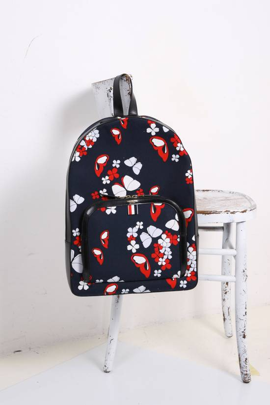 Thom Browne Floral backpack Size ONE SIZE - 1